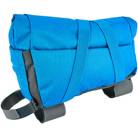 Acepac Roll Fuel Frame Bag blue